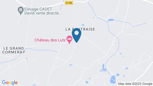 Château des Lutz Map