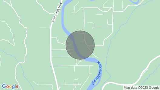 Riverfront Log Cabin W/private Deck/wood-burning Fireplace/firepit/wifi/netflix! Map