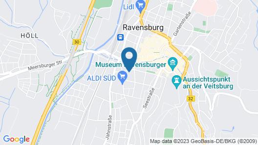 Rebgarten Map