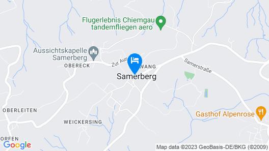 Gasthof zur Post Map