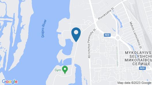 Porto Riva Map