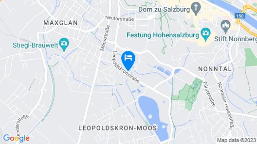 Sauerweingut Map