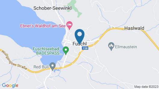 Hotel Mohrenwirt Map