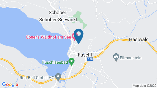 Garni Haus Sonnleitn - adults only Map