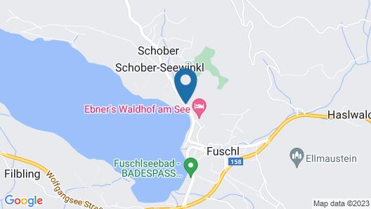 Seewinkel Map