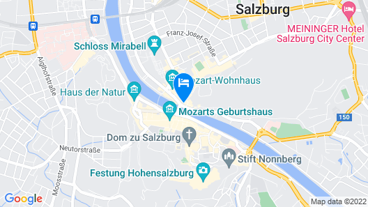 Hotel Stein (Adults Only) Map