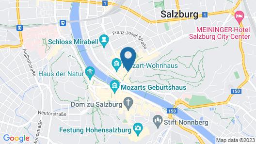 Stadtkrug Map
