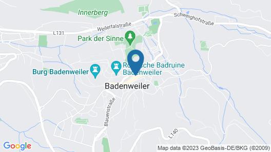 Park-Appartements Map