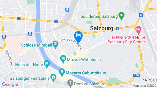 The Mozart Map