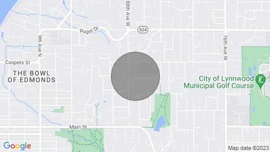 The Edmonds Estate Map