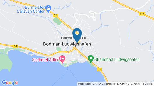 Bodenseehotel Krone Map