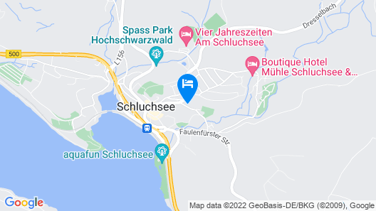 Hotel Mutzel  Map