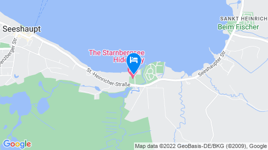 The STARNBERGSEE Hideaway Map