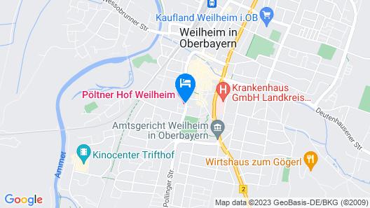 Pöltnerhof Map