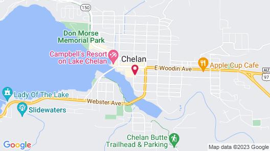 Riverwalk Inn Map