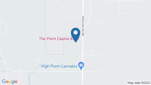 The Point Casino Hotel Map