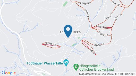 Hotel Engel - Familotel Hochschwarzwald Map