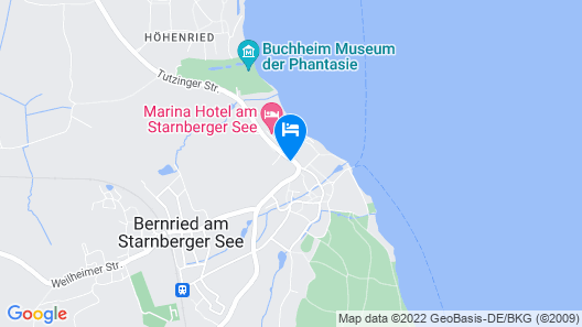 Hotel Seeblick Map