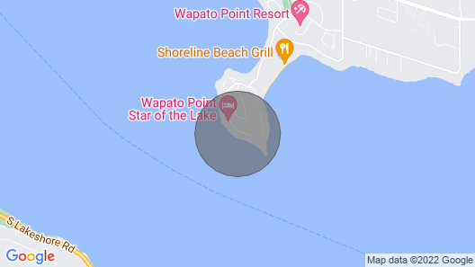 Gorgeous Waterfront On Wapato Point Map