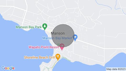 Cozy Manson Condo on Lake Chelan w/ Pool Access! Map