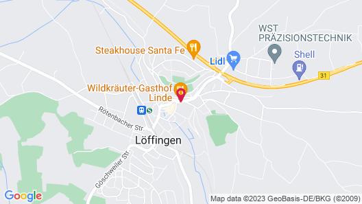 Gasthaus & Naturparkhotel Linde Map