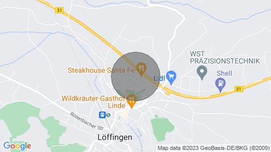 Schwarzwaldmarie Ferienwohnung Map