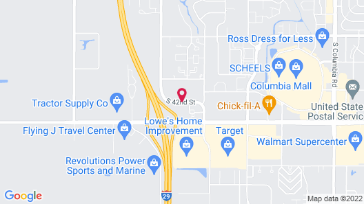 Country Inn & Suites by Radisson, Grand Forks, ND Map