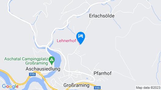 Lehnerhof Map
