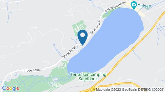Boutique-Hotel Alemannenhof Map