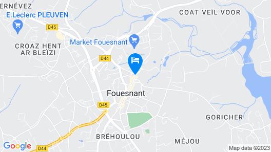 L'Oree Du Bois Map