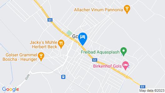 Weinhotel Kirchenwirt  Map