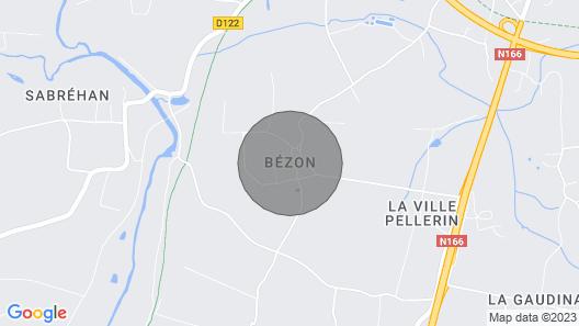 La Pause Tiny : Détente Écolo en Morbihan Map