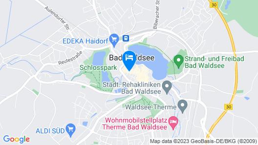 Amtshaus Gut Hügle Boutique Apartments Map