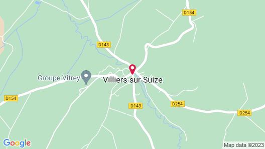 L'Auberge de la Fontaine Map