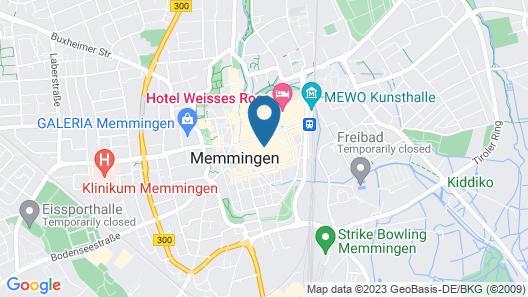Apartment Storchenfärbe Map