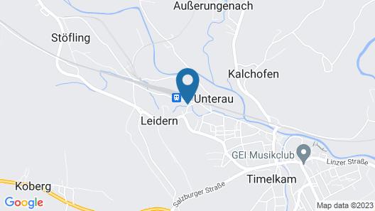 Hotel Wirtshaus Stiegler Map