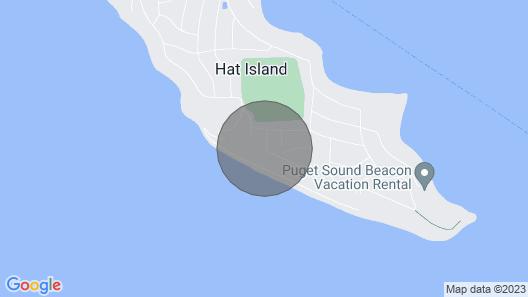 Private Island Getaway Map