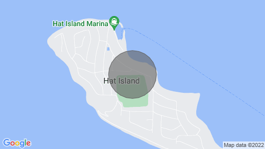 Exclusive Private Island Retreat With Breathtaking Views. Great Beach Map