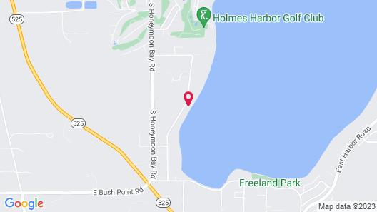 Bercot Beach Cottage Map