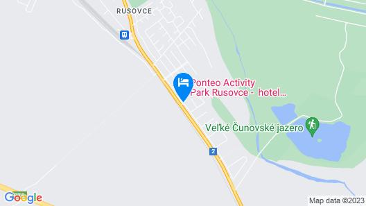 Ponteo Activity Park Map