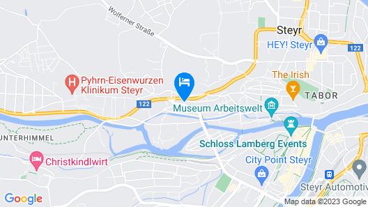 Gasthof Pöchhacker Map
