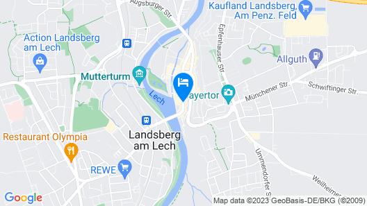 Arthotel ANA Goggl Map