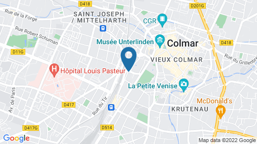 PAUL & PIA - Welcome Home Hotel Map