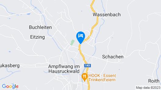 Reitzentrum Hausruckhof Map