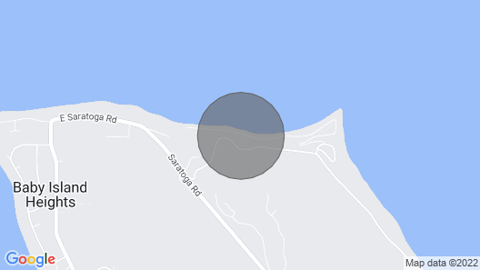 Waterfront Beach House, Whidbey Island Langley Map