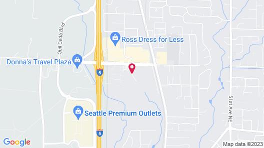 La Quinta Inn & Suites by Wyndham Marysville Map