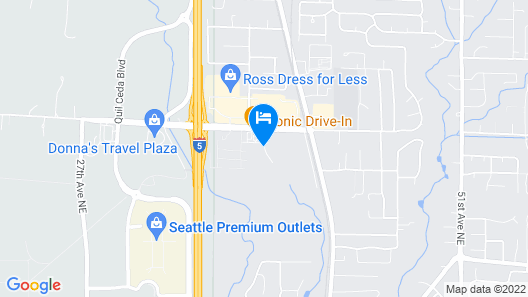 La Quinta Inn & Suites by Wyndham Marysville Map