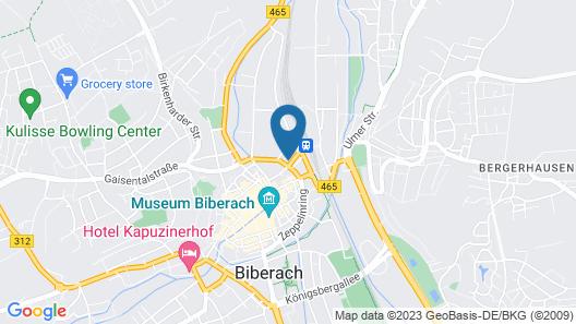 Aiden by Best Western @ Biberach Map