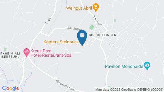 Köpfers Steinbuck Map