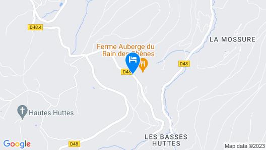 Ferme Schrutt-Tisserand Map